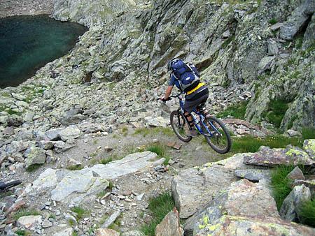 zum Lago Negro