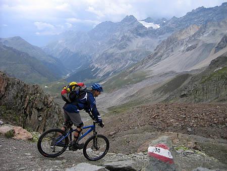 Val Zebru Trail
