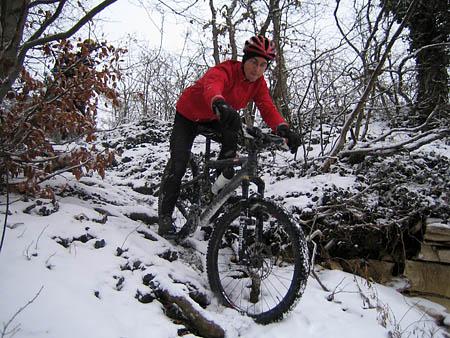 Schneebefahrung von Nobrain